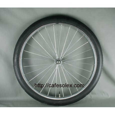 dimension roue solex