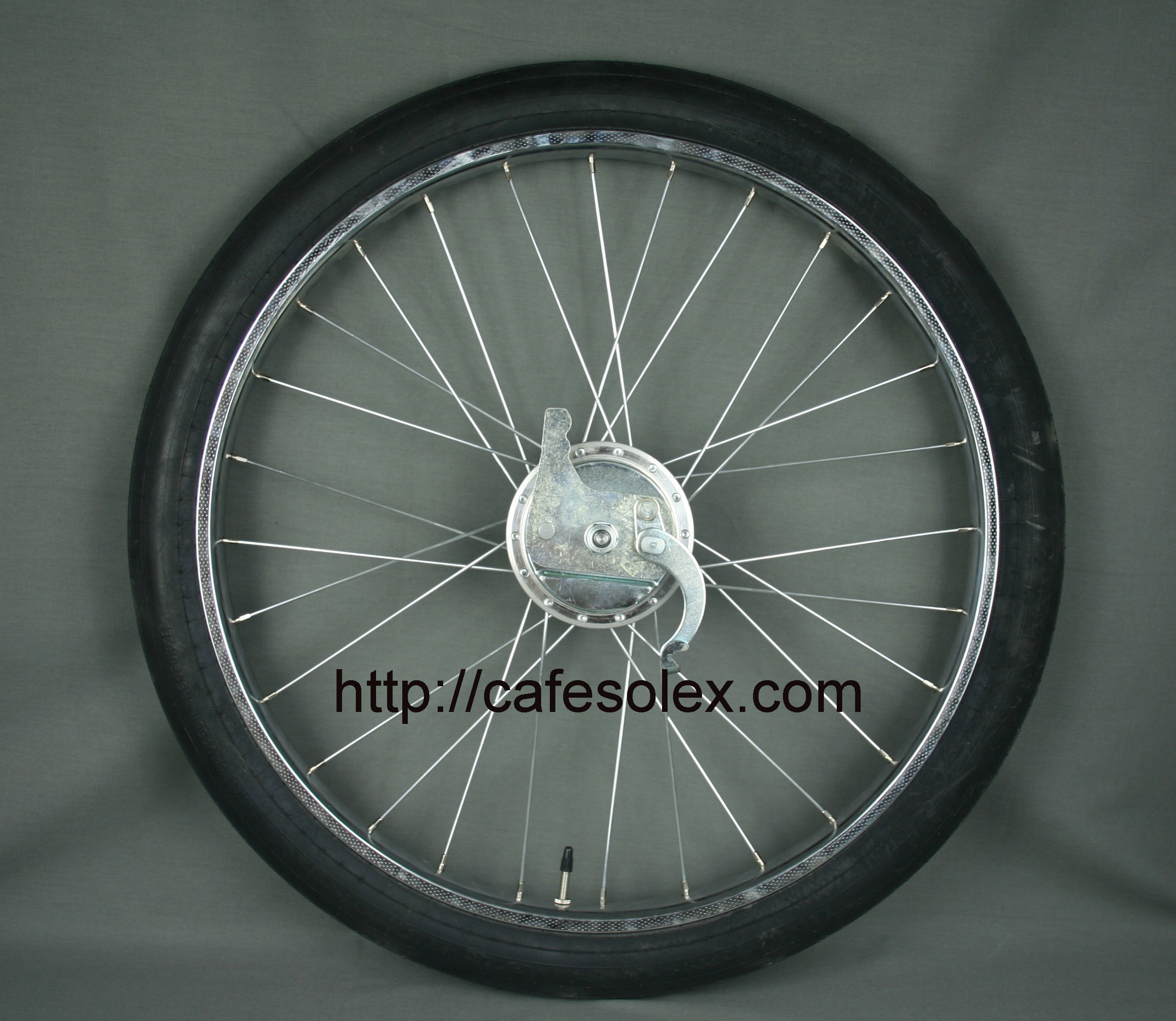 rayonnage roue solex