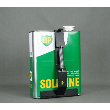 Lot Can of gasoline Solexine with door Can