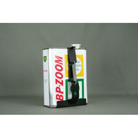 Lot Can of gasoline BP ZOOM with door Can