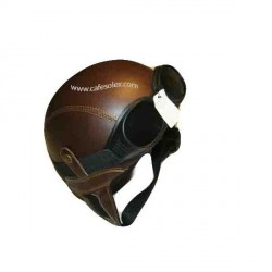 Casque Marron L