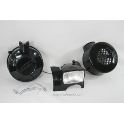 Pack Tank / headlight cover / wheel cover